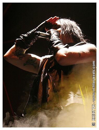 PHOTOS DU HELL FEST RICHTER-HellFest2009-MarilynManson