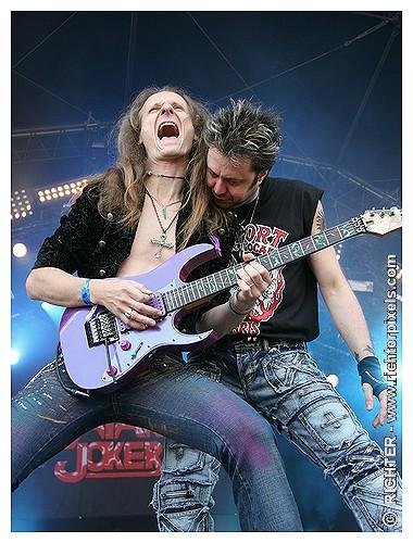 PHOTOS DU HELL FEST RICHTER-HellFest2009-SatanJokers