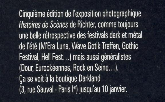 H.D.S. V : Exposition photos-souvenirs des festivals d'été D-Side49_News