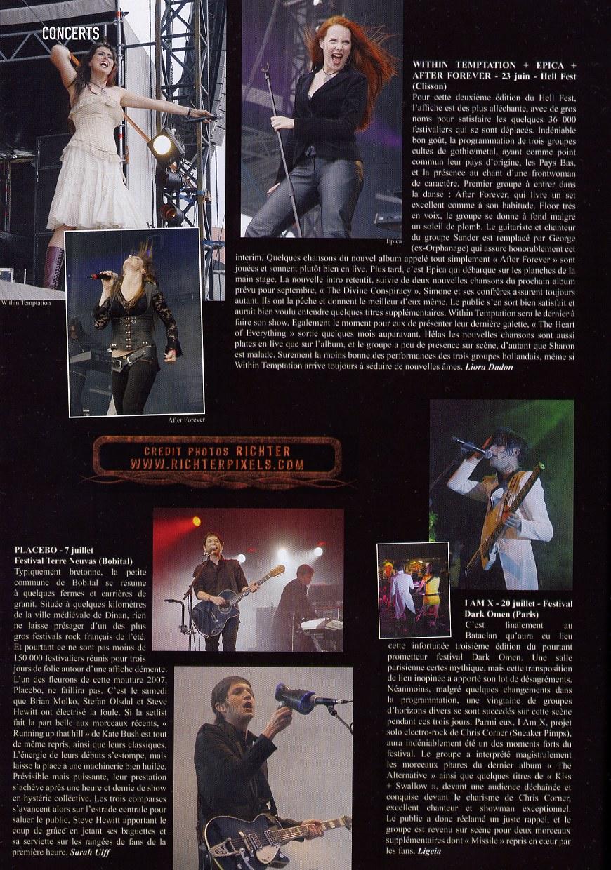Reviews DARK OMEN, HELL FEST, TERRE NEUVAS, FURIA SOUND,... RichterLDM28-concerts1